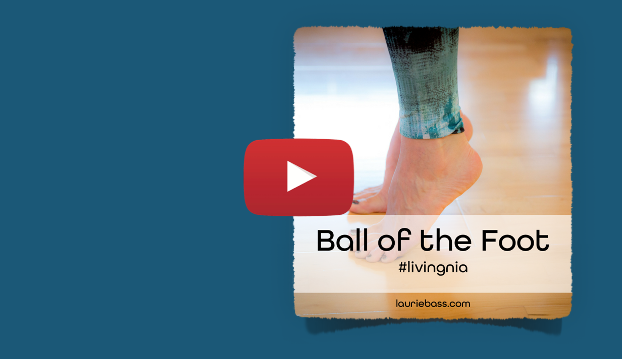 Ball of Foot 2