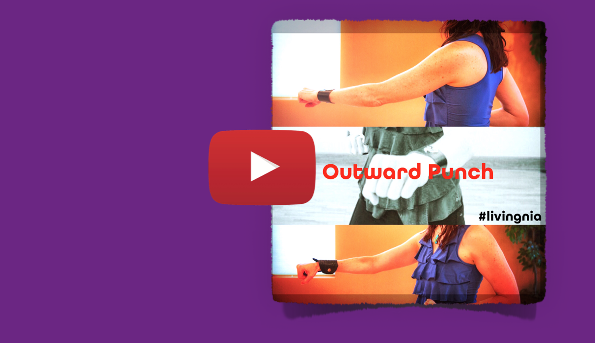 Outward Punch 3