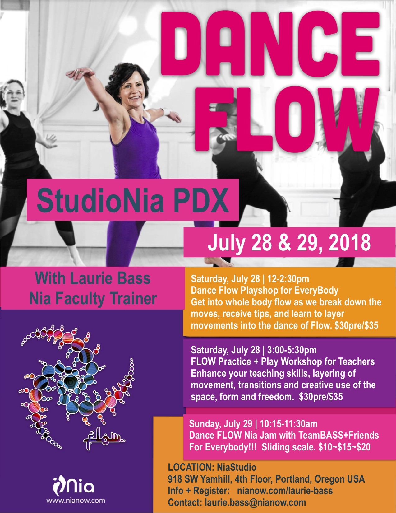 Dance Flow PDX